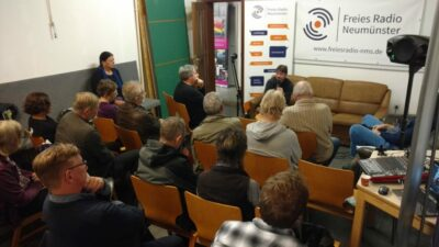 Andreas Speit über Neonazismus in Deutschland