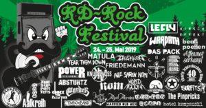 RD-Rock Festival 2019 @ Hanerau-Hademarschen | Schleswig-Holstein | Deutschland