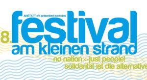 Festival am kleinen Strand 2019 - No nation - just people! @ Skagerrakufer Kiel | Kiel | Schleswig-Holstein | Deutschland