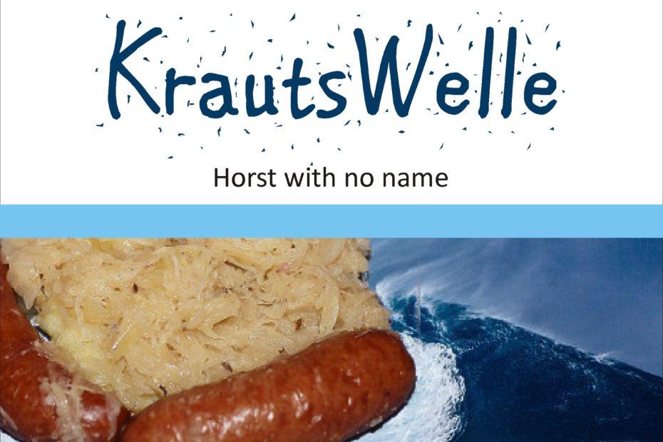 Horst With No Name präsentiert: KrautsWelle