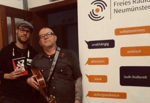 Kent Nielsen - Konzert u. Lesung @ Recnks Eck | Neumünster | Schleswig-Holstein | Deutschland