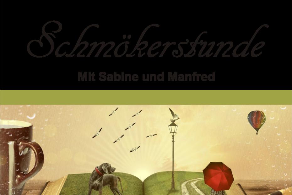 Schmökerstunde mit Sabine und Manfred